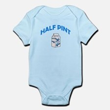 HALF PINT Infant Bodysuit