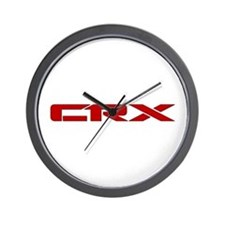JDM SiR CRX Clock