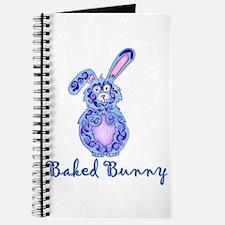 Baked Bunny design Journal