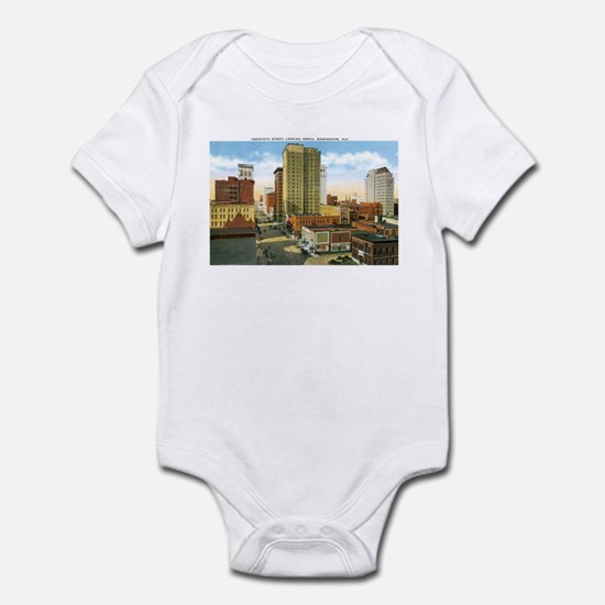 Birmingham Alabama Infant Bodysuit