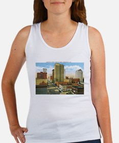 Birmingham Alabama Women's Tank Top