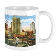 Birmingham Alabama Small Mug