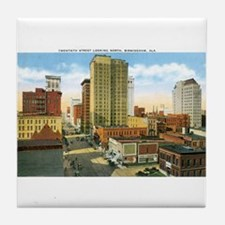 Birmingham Alabama Tile Coaster