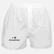 I Love Josephine Boxer Shorts