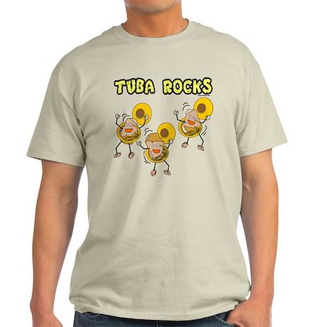 Tuba Rocks Light T-Shirt