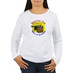 Wyoming Women's Long Sleeve T-Shirt