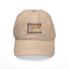 Les Saisons (The Seasons) Baseball Cap