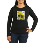 Georgia on my mind Women's Long Sleeve Dark T-Shir