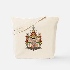 Prussian Tote Bag