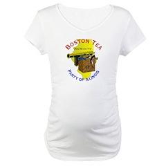 Illinois Maternity T-Shirt