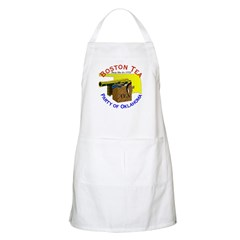 Oklahoma is OK BBQ Apron