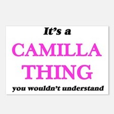 It's a Camilla thing, Postcards (Package of 8)