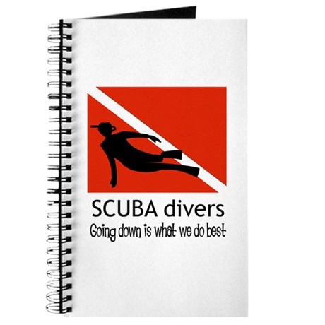 Scuba Divers Journal