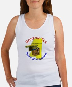 Mississippi Women's Tank Top