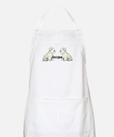 Sealyham Terrier Dog Portrait BBQ Apron