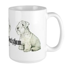 Sealyham Terrier Dog Portrait Mug