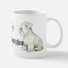 Sealyham Terrier Dog Portrait Mug
