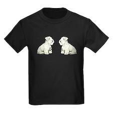 Sealyham Terrier Dog Portrait T