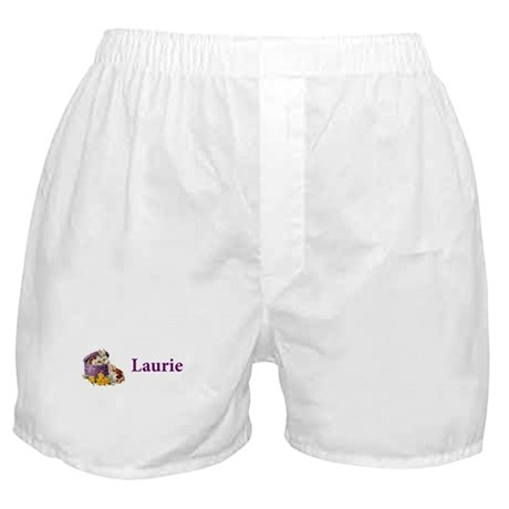 Rabbits #2 - Laurie Boxer Shorts