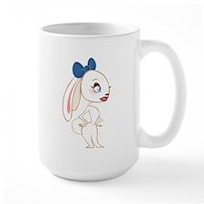 Bella Bunny SUPERSIZE MUG