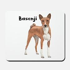 Basenji Mousepad