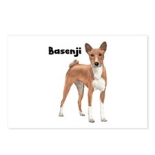 Basenji Postcards (Package of 8)