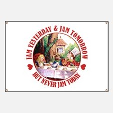 THE MAD HATTER'S RULES Banner