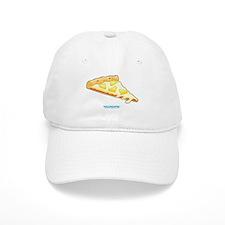 Kawaii Pineappple Pizza Slice Baseball Cap