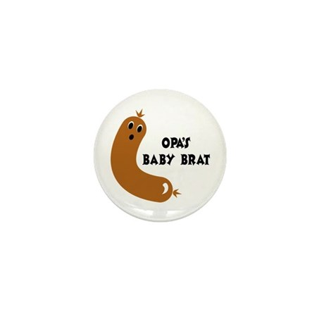 Opa's Baby Mini Button (10 pack)