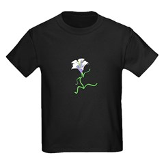 Flower Logo Kids' Wear T