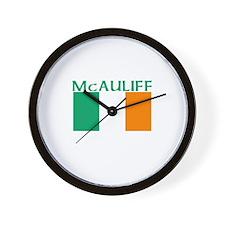 McAuliff Wall Clock