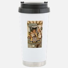 DUCHESS & THE PIG BABY Stainless Steel Travel Mug