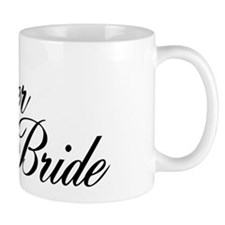 Father of the Bride Small Mug