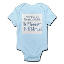 Temperamental Director Infant Bodysuit