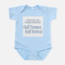 Temperamental Director Infant Bodysuit