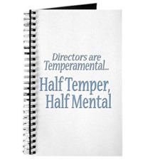 Temperamental Director Journal
