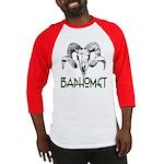 BAPHOMET SKULL Baseball Jersey