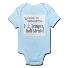 Temperamental Costumer Infant Bodysuit
