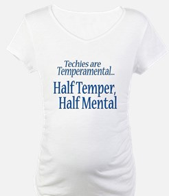 Temperamental Techie Shirt