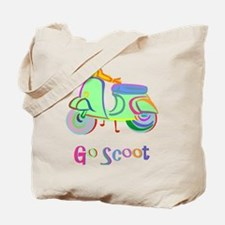 Go Scoot! Tote Bag