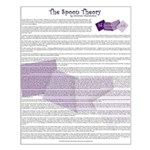 The Spoon Theory Small Poster