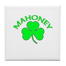 Mahoney Tile Coaster