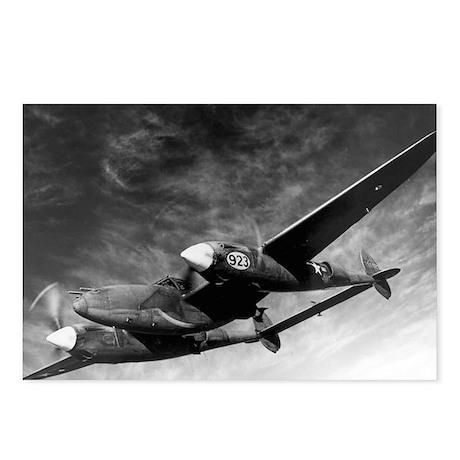 P-38 Lightning Postcards (Package of 8)