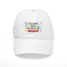 Skylar's 5th Birthday Baseball Cap