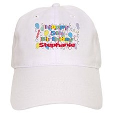 Stephanie's 5th Birthday Baseball Cap