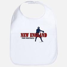 New England Football Bib