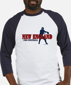 New England Football Baseball Jersey