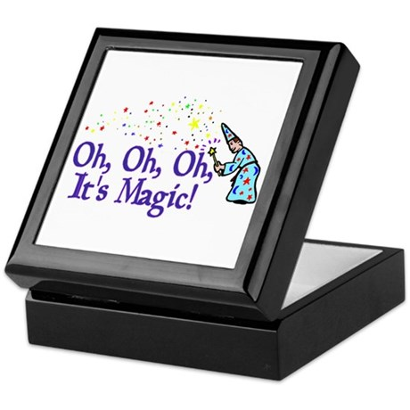 It's Magic Keepsake Box