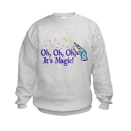 It's Magic Kids Sweatshirt