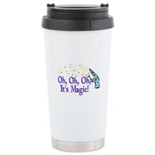 It's Magic Travel Coffee Mug